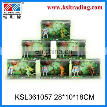 scene animal set plastic dinosaur toy wholesale
