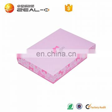 Cheap 350gsm Customized Paper Cake Box Hot Sale