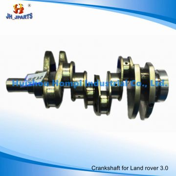 Auto Parts Crankshaft for Land Rover Discovery 3/4 Tdv6 2.7L/3.0L