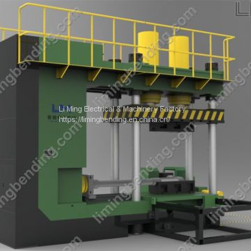 Hydraulic Elbow Forming Machine