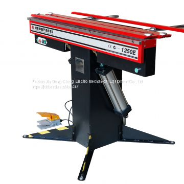 Magnetic sheet metal bending machine with CE certificate