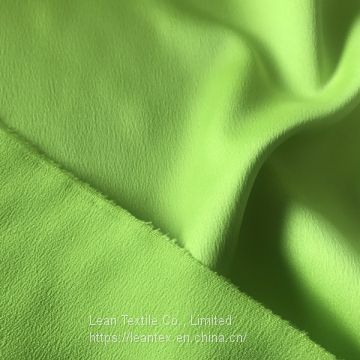 Polyester Crepe Back Satin Fabric 140 gsm