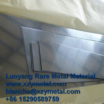 Customized Molybdenum Sheet for Vacuum Furnace in China