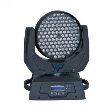 Pro stage lighting 108pcs 3w led moving head wash light