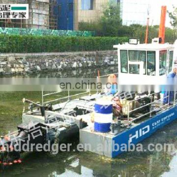 HID-2510XJ cutter suction dredger