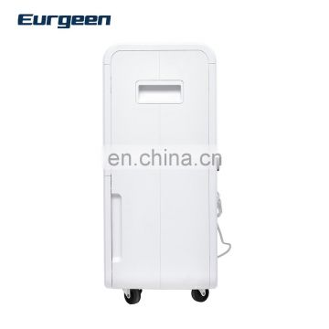 household simple design plastic desiccant dehumidifier
