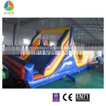 2015 New Obstacle Course for sale , Inflatable Obstacle for kids , Giant Inflatable Obstacle course