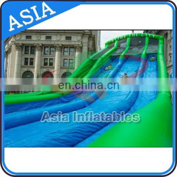 Longest Water Slide / Slippery Slide / Waterslides For Land