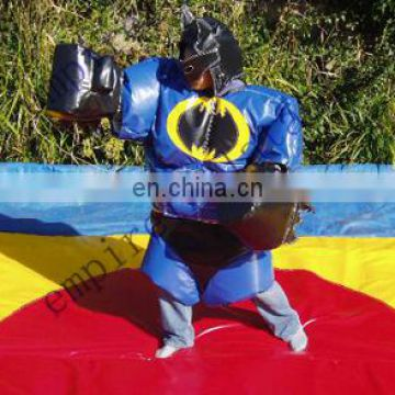 2015 new design inflatable sumo suits for wrestling game for sale NS038