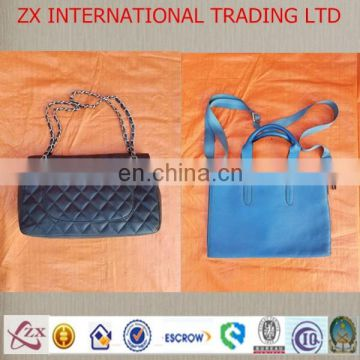 wholesale leather used bags in bales/sacks used ladies handbags wholesale used handbags