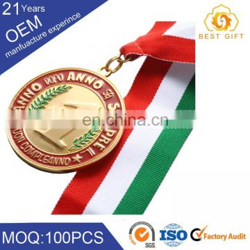 Factory cheap sports medals olympic gold medals for sale