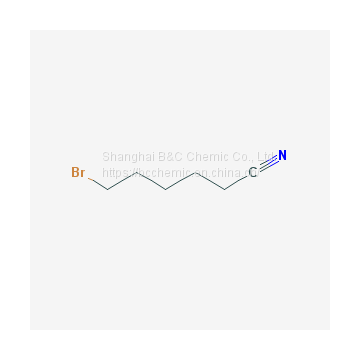 High purity of 6-Bromohexanenitrile(CAS 6621-59-6)with best price and best service