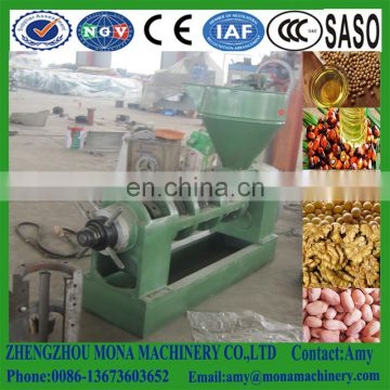 2018 hot sale oil seed press machine for home cooking