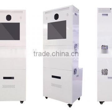 Multi Touch Screen Selfie Photo Booth Self-Service Photo Booth Photo Printing Vending Machine Insta-gram
