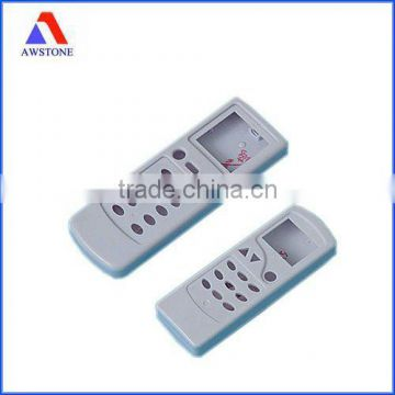 plastic remote control shell for household product