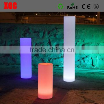 kids birthday party supplies , indoor birth days party led decoration pillars