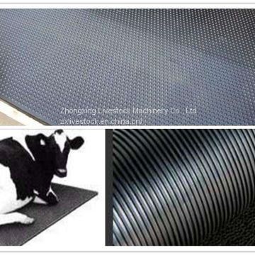 Rubber floor mat for cattle/cow/horse/pig