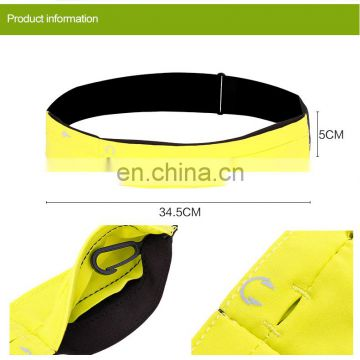 2017 high quality fanny packs, bag strap adjuster running belt