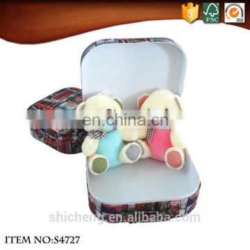 Christmas Gift Paper Box Beatiful Design Pretty suitcase boxes