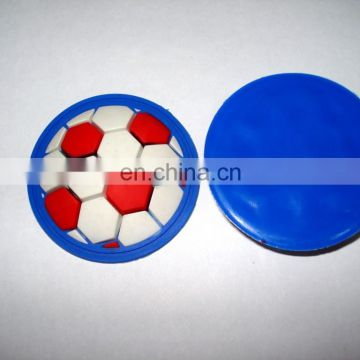 3d soft rubber Patch Logo
