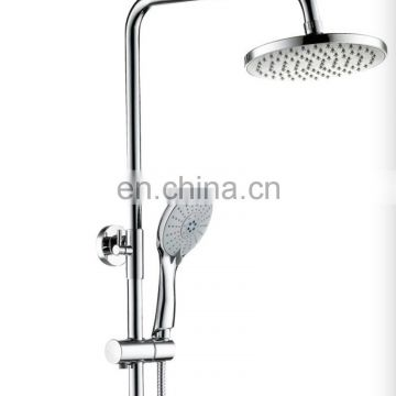 High quality chemical etching abs vitamin c handheld shower head