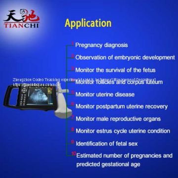 TIANCHI Ultrasound Animal TC-300 Manufacturer in KE