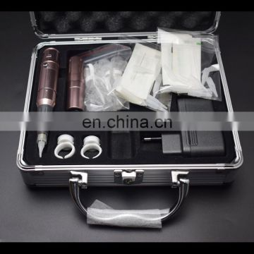 Wholesale Recharge-battery Permanent Makeup Machine Eyebrow Lips Tattoo machine