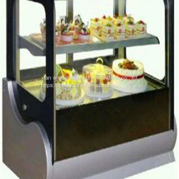 Refrigerated Bakery Display Case 920×800×1890 Good Looking Durable