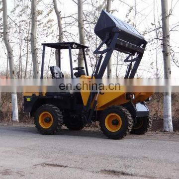 China FCY30 self loading site dumper
