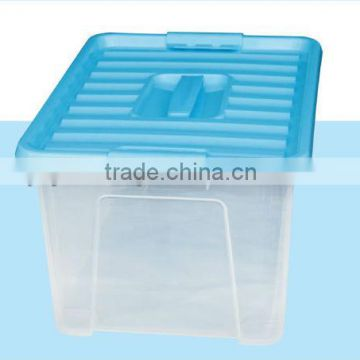 plastic storage box transparent plastic box with hande                                                                         Quality Choice