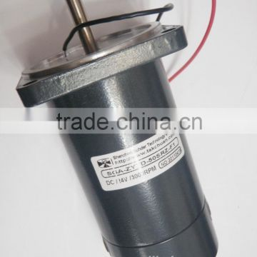 12v high speed Big DC motor SGA-ZYTD-50SRZ-F1 used in electric cars electric scooter remote curtains