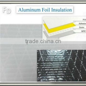 aluminum foil insulation roof for poultry house building material