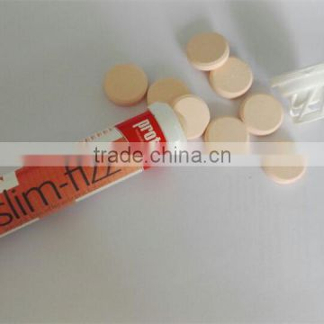 Private Label Proto Col Silm Fizzy Effervescent Tablet Of Slimming