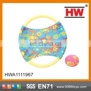 Four Styles Hot Sale Customized Color Plastic Beach Frisbee Football Flying Saucer