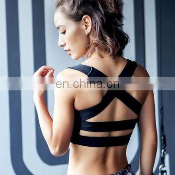 Fashionable Yoga Fitness Lady Sport Bra