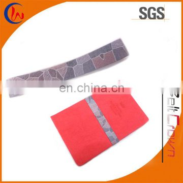 Custom Dye Sublimation Printing Elastic Notebook Strap