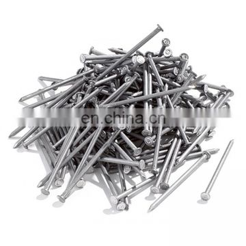 Whole size common nails for building used with low price