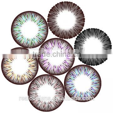 OEM available wholesale big lolita Colored Contact Lens promotion