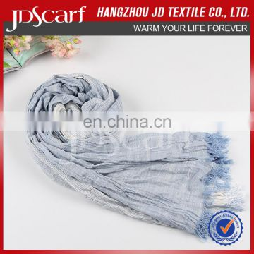 2017 Factory Supply Attractive Price Fashion Woman Scarf