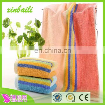 Reliable quality Colorful Yarn Dyed Cotton Hand Towel