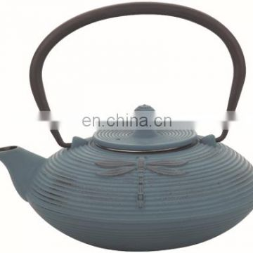 Japanese cast iron teapot 0203