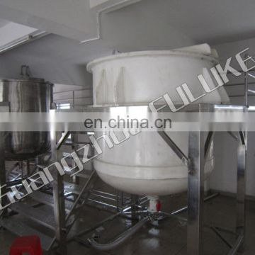 FLK CE hot sale paint brush making machine,raw material for making paint