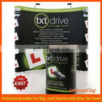promotional exhibition pop up display 3x3