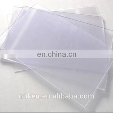 Customized Size Lenticular Printing 3D lenticular Plastic PET sheet
