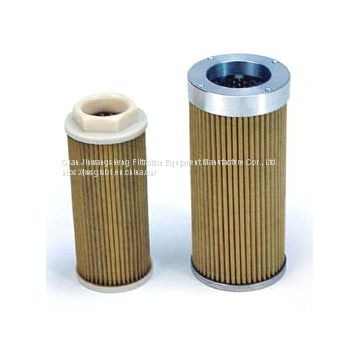 WU,XU series dawn hydraulic oil suction filter element is generally installed in the oil pump suction nozzle