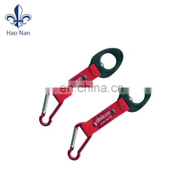 China supplier sales Mountaineering buckle keychain carabiner cheap custom for business gifts