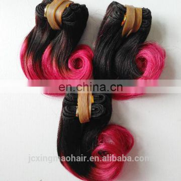 Factory Wholesale Short Human Hair Weave 4 to 6 inch Indian Remy Hair Extensions