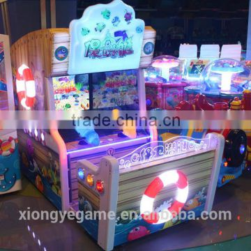 2016 Hot Selling Game Machine, Water Shooting Game Machine, Shooting Kids Arcade Games Machine
