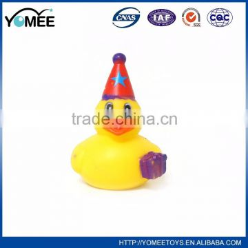 High quality durable using various baby bath water duck toy                                                                                                         Supplier's Choice