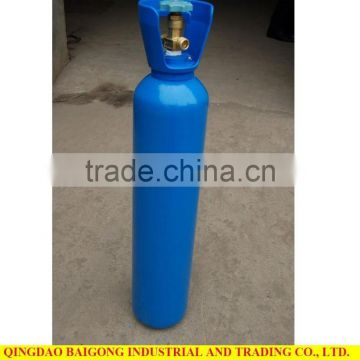 Steel Oxygen Gas Cylinder Filling Industrial Grade 99 5% Purity Sale